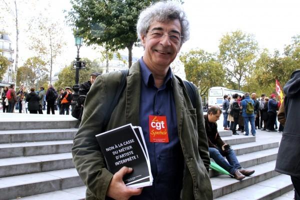 Denys FOUQUERAY Photo : Pierre Monastier pour Profession Spectacle