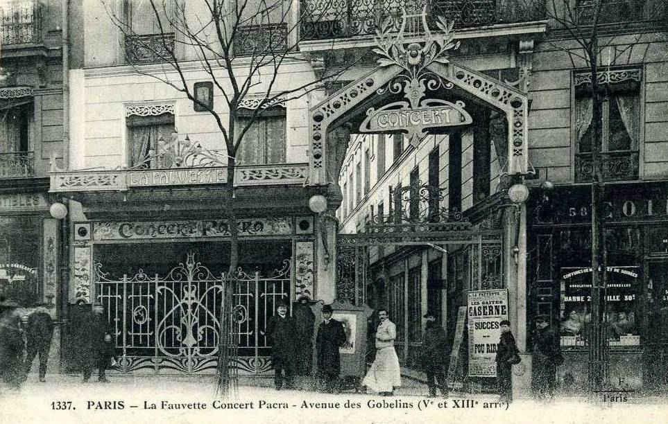 La Fauvette (ancienne)