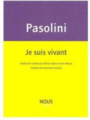 Pasolini - Je suis vivant