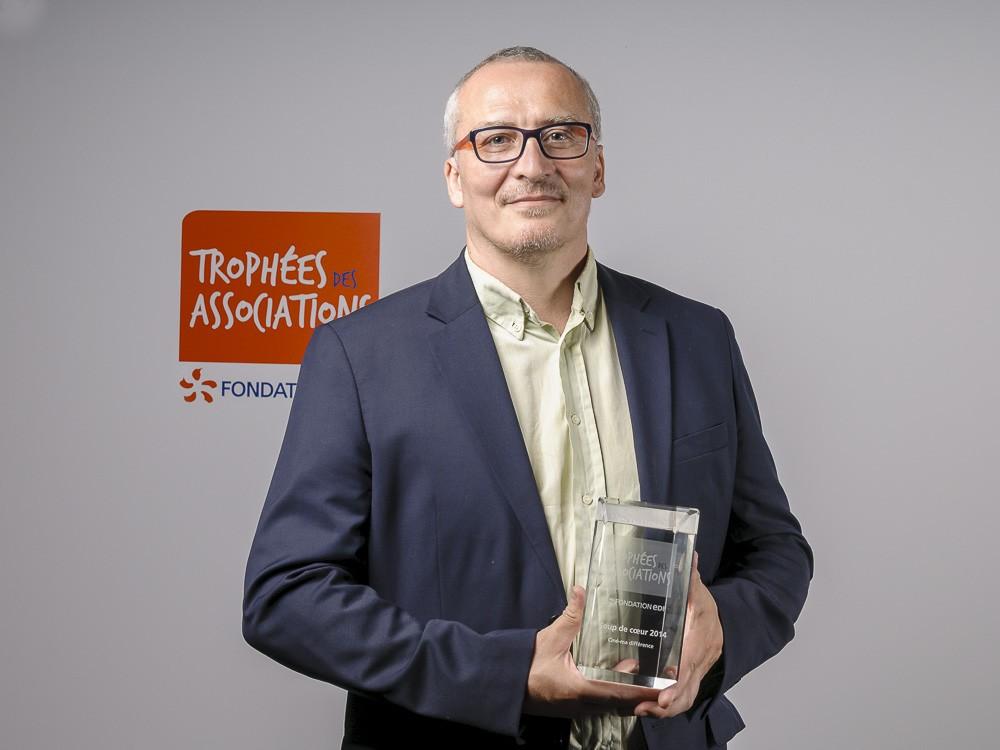 Ciné-ma différence a reçu le prix de la fondation EDF.