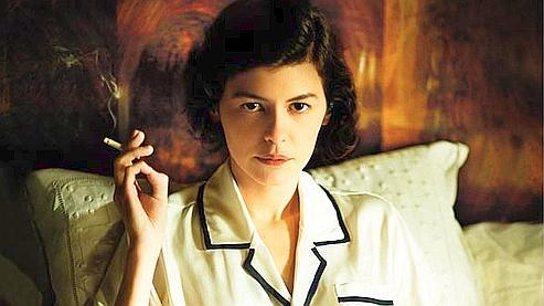 Audrey Tautou.