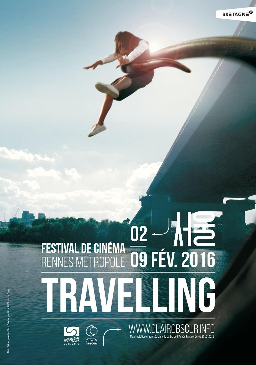 Travelling festival affiche