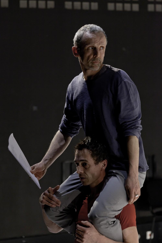 Sylvain Prunenec & Mathieu Riboulet. (Crédits : Stéphane Dussère)