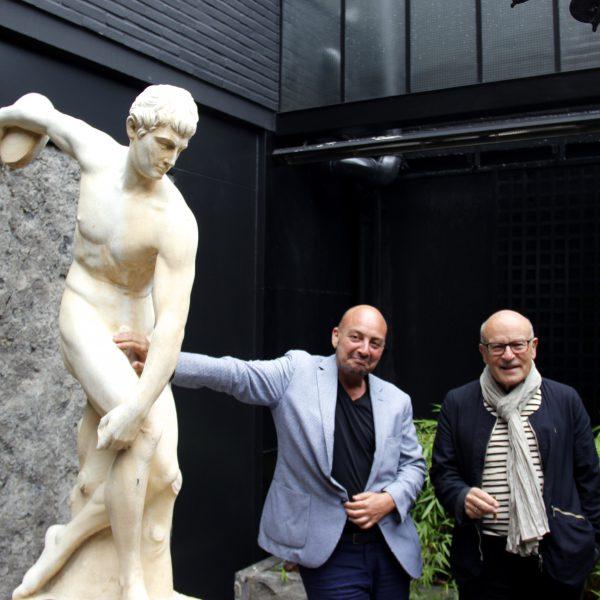 Emanuele Crialese & Volker Schlöndorff.