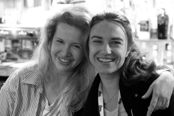 Natali Broods & Ivona Juka