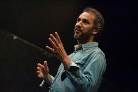 Mohamed El Khatib couronné du Grand prix de littérature dramatique