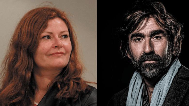 Fabianny Deschamps et Regis Sauder