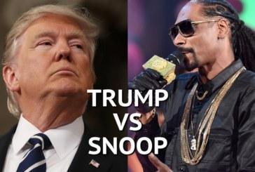 «Make America Crip Again»: Snoop Dogg et Donald Trump en miroir