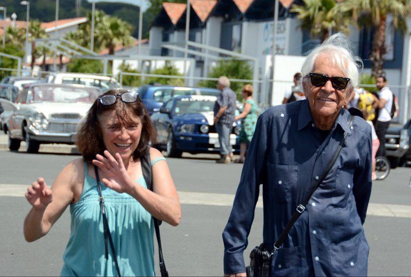 Angela Méjias Zapata et Eduardo Manet (crédits : Thierry Gauthier)