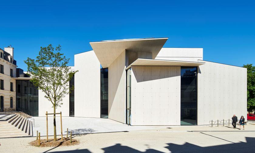 Le Signe, centre national du graphisme à Chaumont