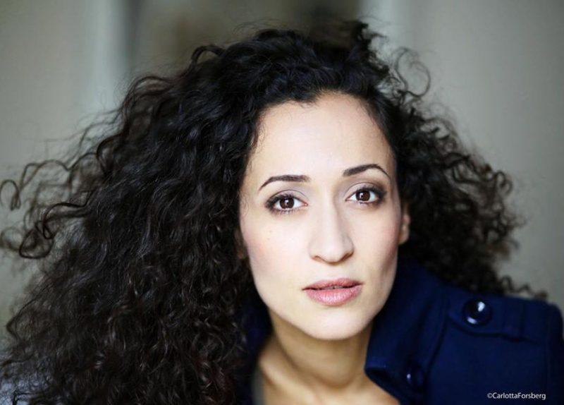 Layla Metssitane (crédits : Carlotta Forsberg)