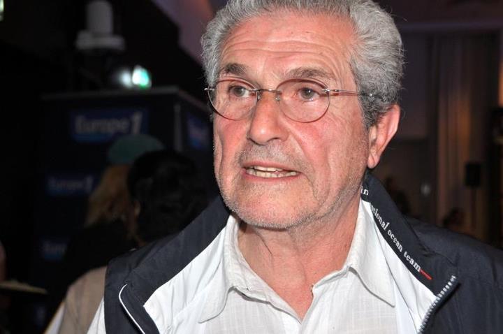 Claude Lelouch au festival de Cannes en 2012 (Georges Biard / Wikipédia)