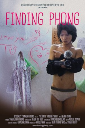 Affiche de Finding Phong, documentaire de Swann Dubus-Mallet et de Phuong Thao Tran