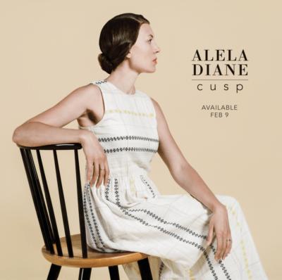 Alela Diane, album Cusp (couverture)
