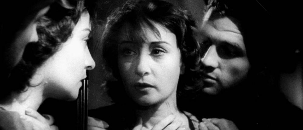 Les Amants diaboliques, film de Luchino Visconti, avec Clara Calamaï et Massimo Girotti