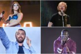 Brit Awards : le rouleur compresseur Ed Sheeran face au phénomène Dua Lipa