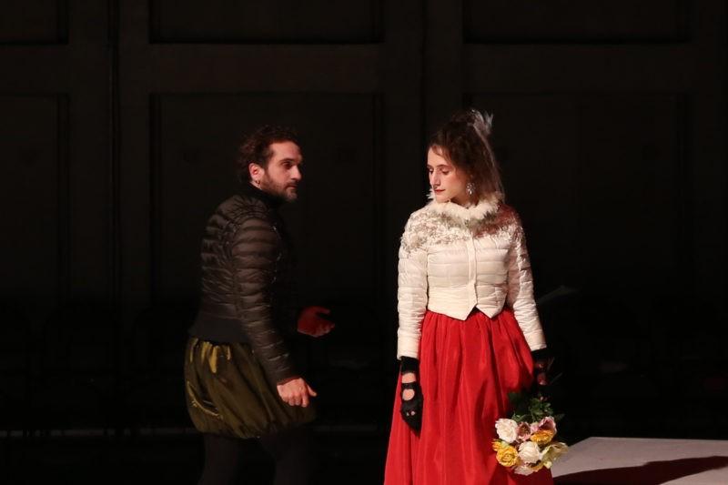 """""""Le Misanthrope"""" de Molière, mise en scène Louise Vignaud, jusqu'au 18 février 2018 au TNP à Villeurbanne."""