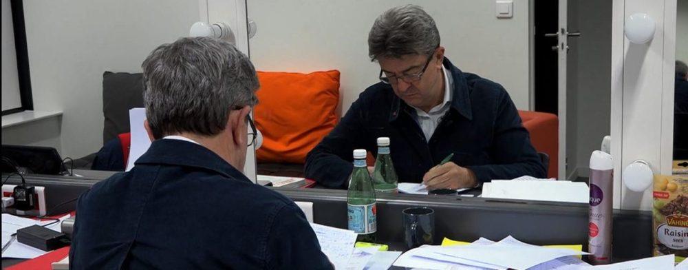 """""""L'insoumis"""", film documentaire de Gilles Perret sur Jean-Luc Mélenchon"""