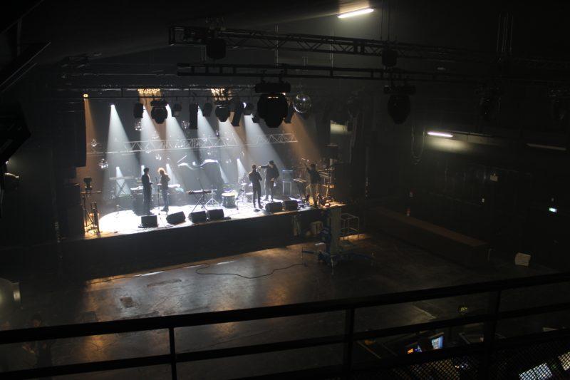 La Vapeur, scène de musiques actuelles (SMAC) à Dijon en Bourgogne (crédits : Morgane Macé / Profession Spectacle)