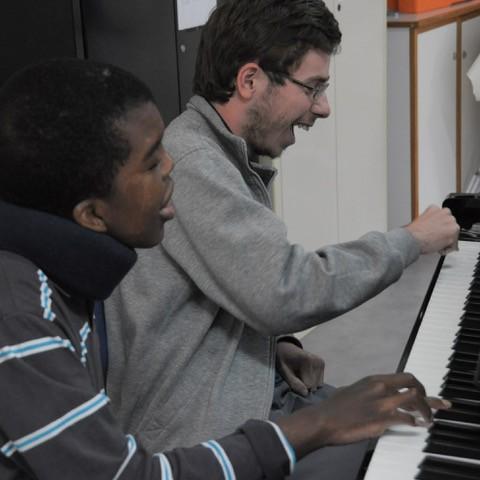 L'association Musique et situation de handicap (MESH)