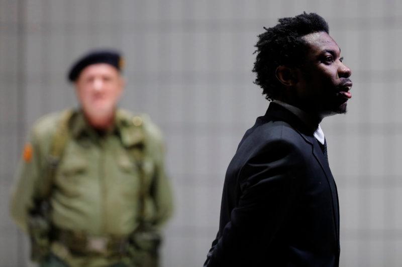 "Adama Diop dans ""Macbeth"", mes Stéphane Braunschweig à l'Odéon"