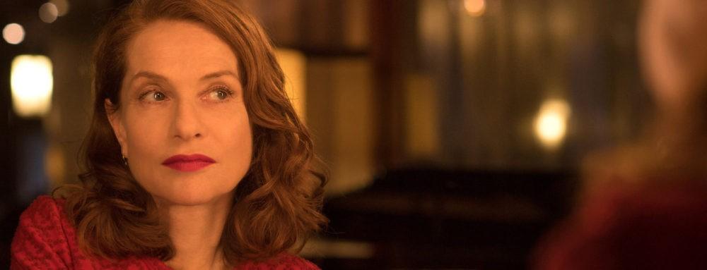 Eva, film de Benoît Jacquot, avec Gaspard Ulliel et Isabelle Huppert