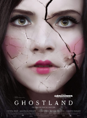 Affiche de Incident in a Ghost Land, film de Pascal Laugier