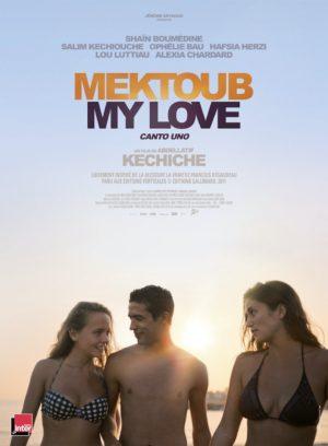 Affiche de Mektoub, My Love - Canto Uno d'Abdellatif Kechiche