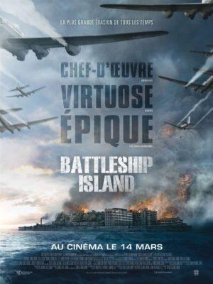 Ryoo Seung-Wan, Battleship Island (affiche)