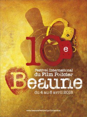 10e festival international du film policier de Beaune (Côte-d'Or)