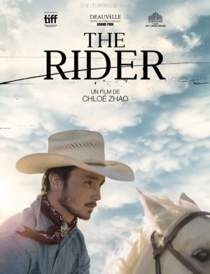 Chloé Zhao, The Rider (affiche)