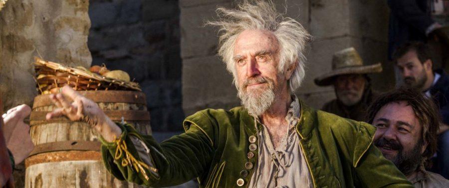 Terry Gilliam, L'Homme qui tua Don Quichotte, avec Jonathan Pryce