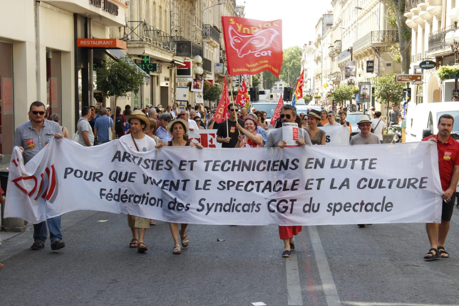 URGENT : création d'un régime solidaire pour le spectacle !