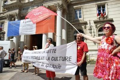 Loi El Khomri – Manifestation aujourd'hui à 12h place des Invalides