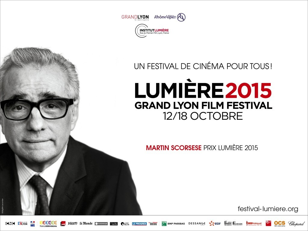 Festival Lumière 2015 : Martin Scorsese à l'honneur