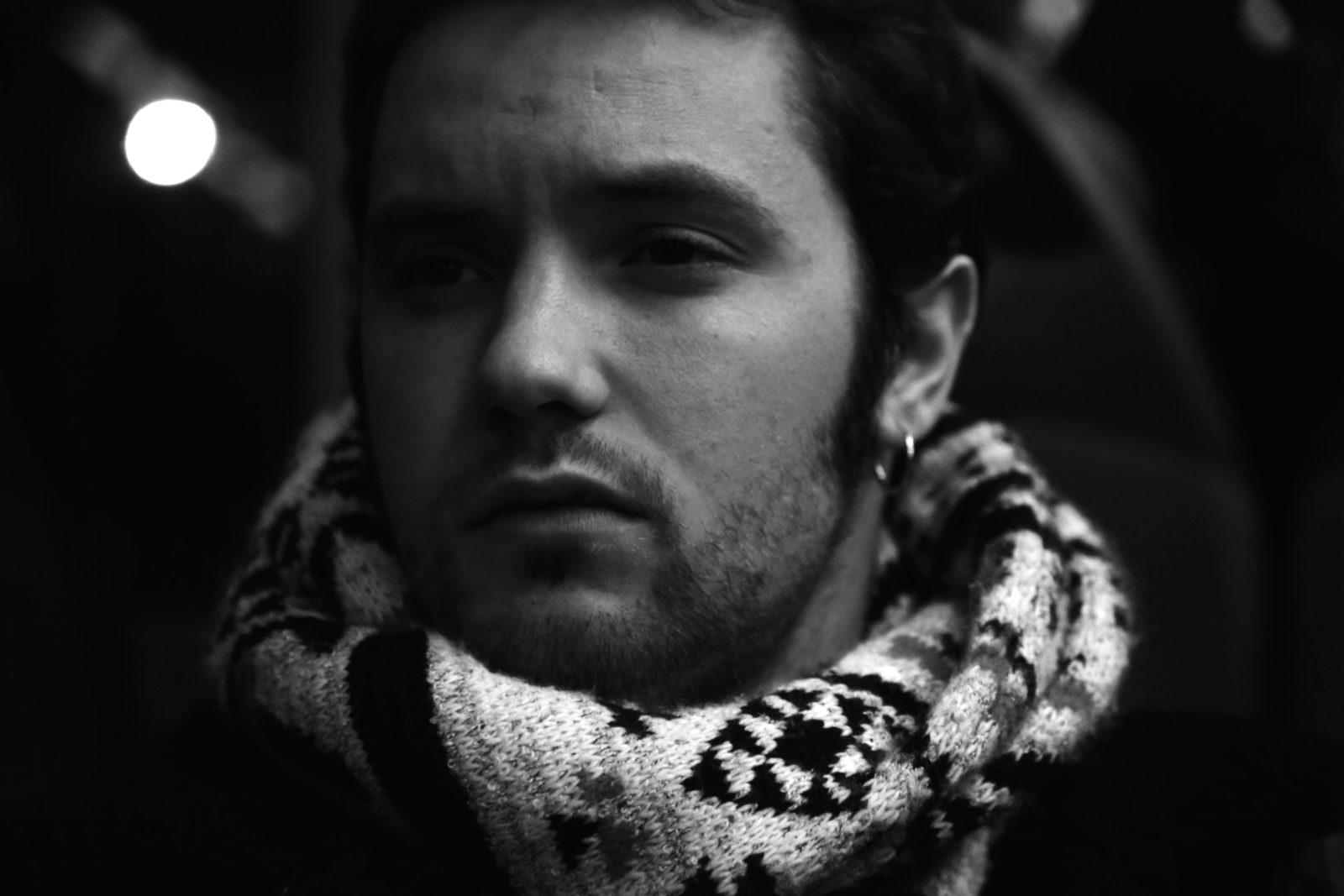 Maël Lucas – Contre la sclérose, la pensée du tremblement !