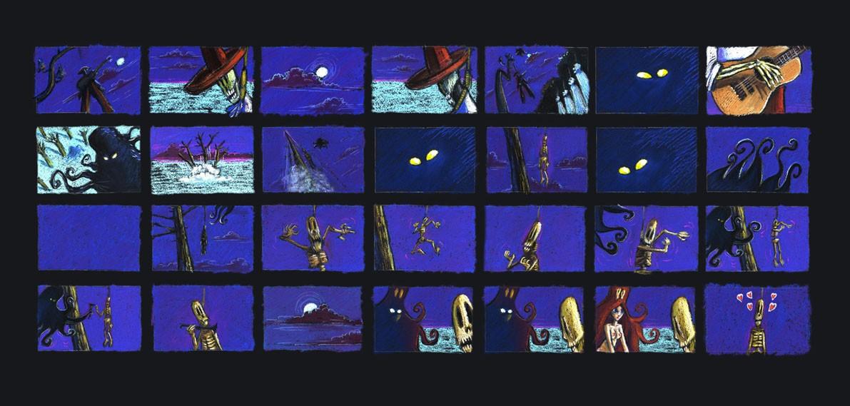 VIDÉO 14 – Un bijou d'animation dans une ambiance de pirates