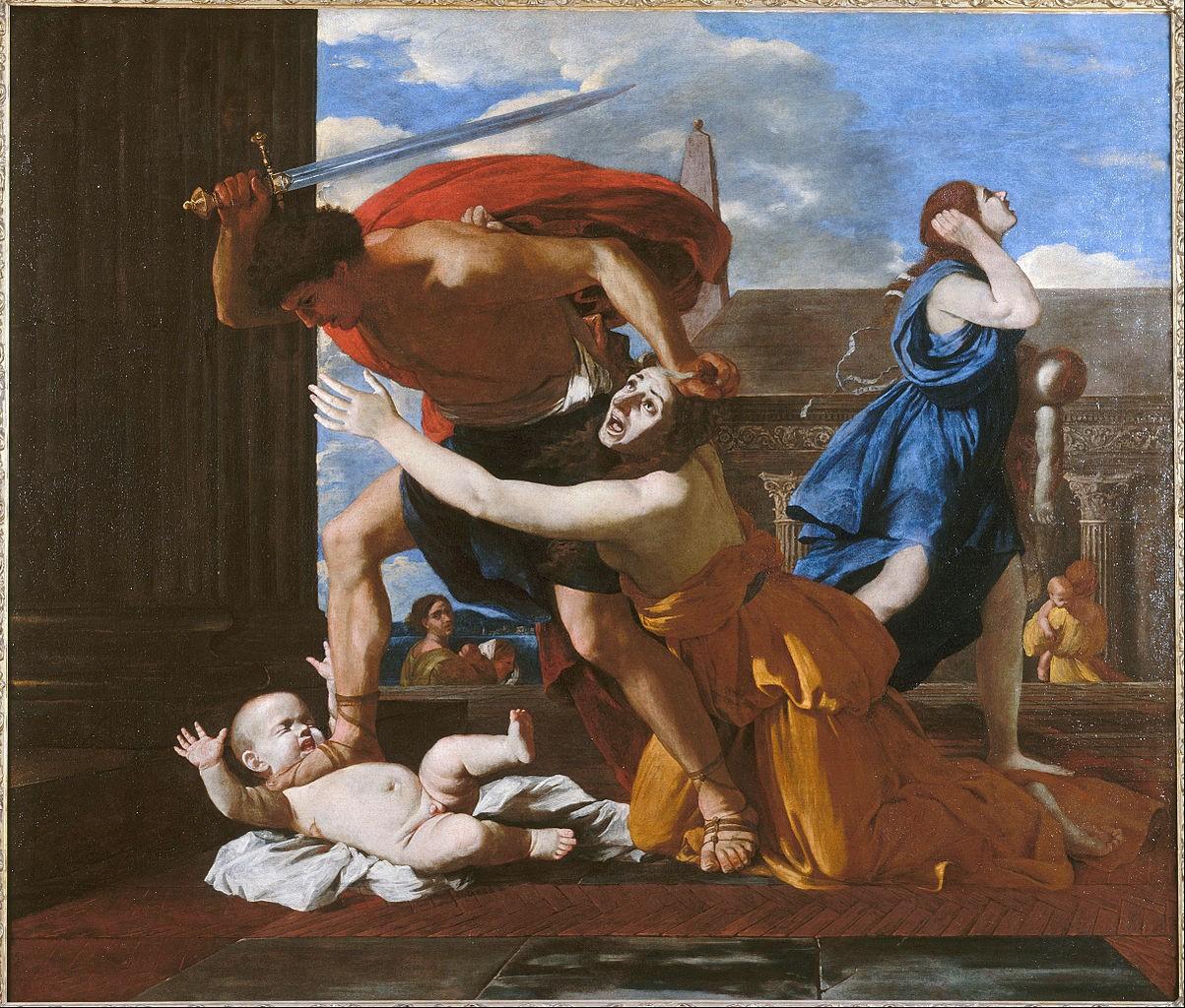 VIDÉO 14 – Fêter les Saints-Innocents avec Nicolas Poussin