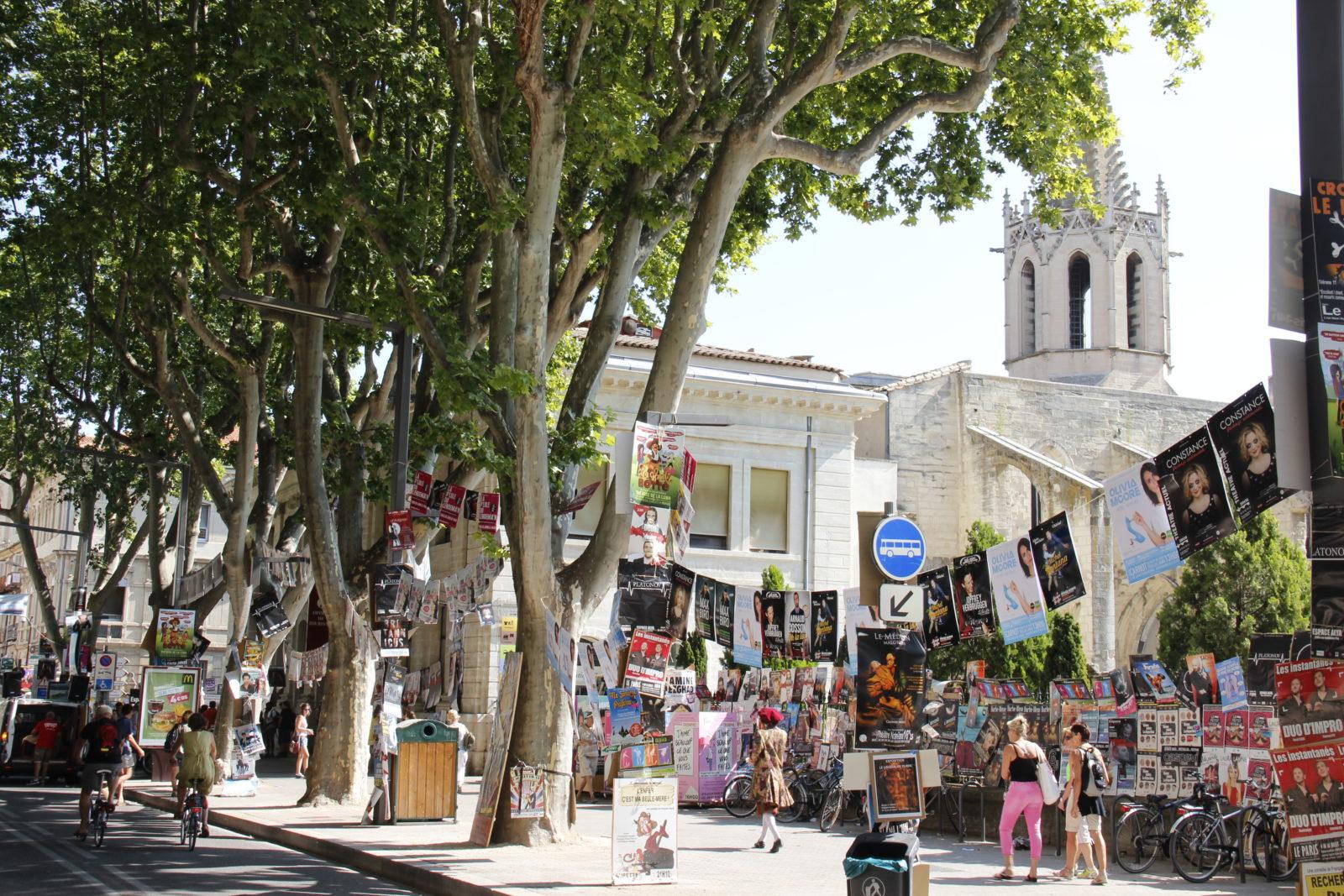70e festival d'Avignon en 2016 :  trois jours de moins que l'an dernier