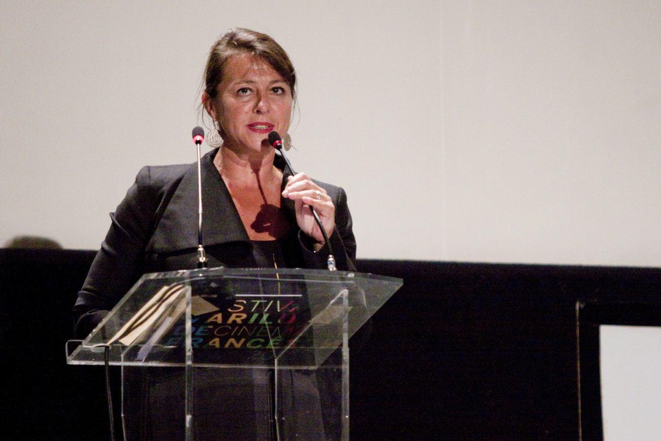 Régine Hatchondo prend la présidence du Centre national du livre