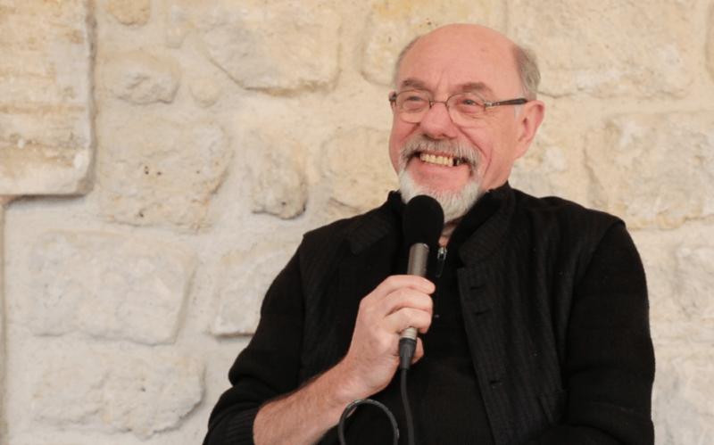 Michel Simonot : «Je continue à être engagé dans la bagarre, en mettant les mains dans le cambouis.»