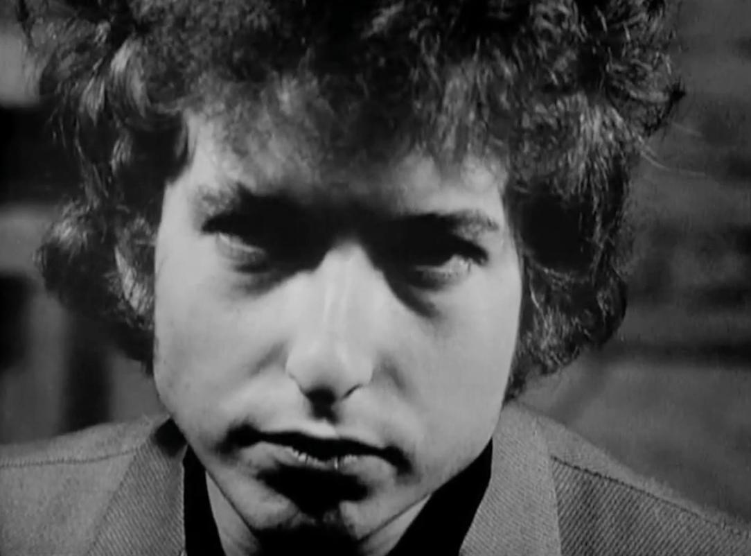 Les étonnants essais vidéo de Bob Dylan (1965)