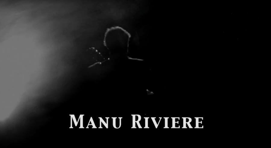 Nouveau clip vidéo de Manu Rivière : la guitare électrique à l'honneur