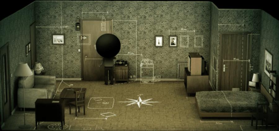 Skhizein, le court-métrage animé le plus original sur la schizophrénie