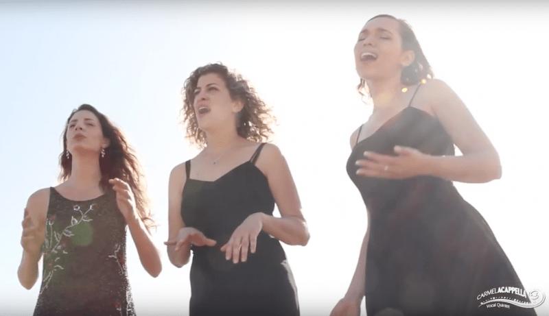 Carmel A Capella, le quintet vocal israélien qui séduit par ses interprétations étonnantes des grands classiques