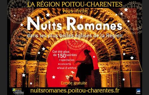 Les Nuits Romanes stoppées dès cette année en Charente : une pétition en ligne à signer