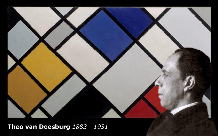 Exposition Theo van Doesburg à Bruxelles : une opportunité artistique à saisir !