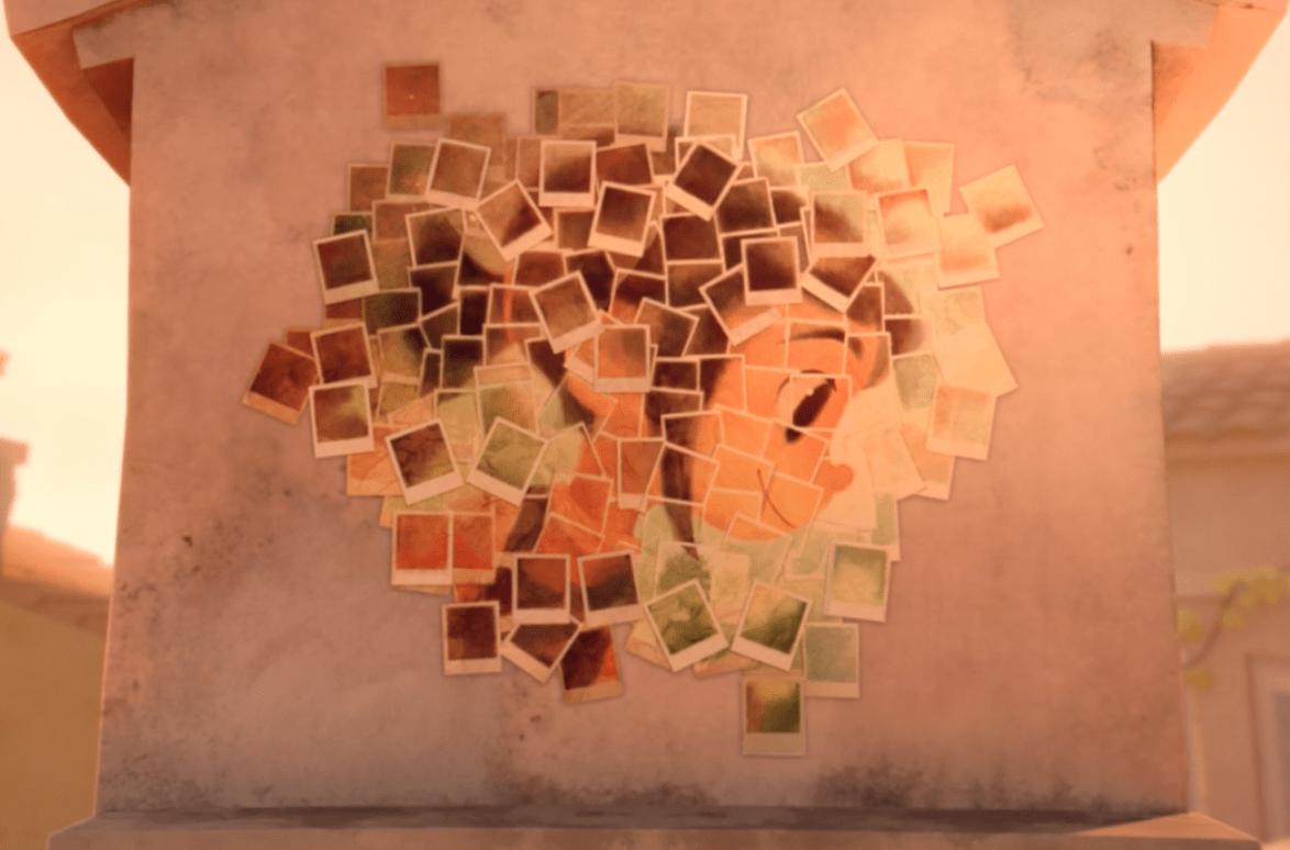 Une poétique animation 3D pour les amoureux de la photo