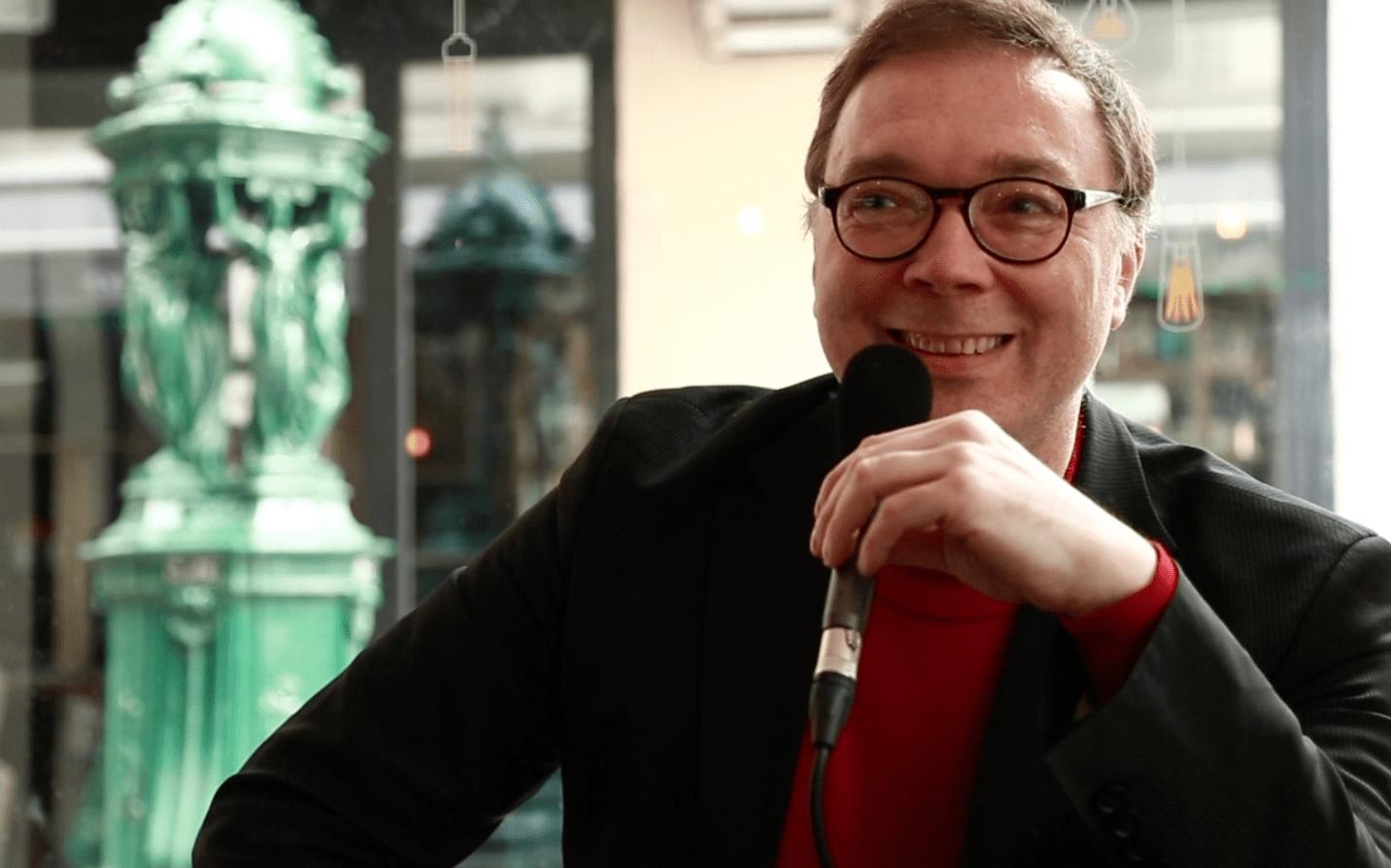 Frédéric Sojcher : «Tout documentaire est une fiction… le mentir-vrai de la fiction est ce qui me passionne»