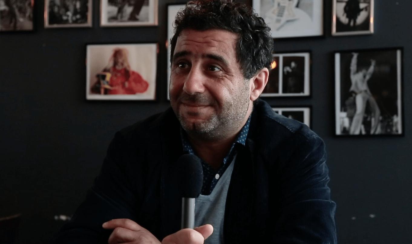 Aujourd'hui sort le très bel album de Sébastien Bertrand : «Traversées»